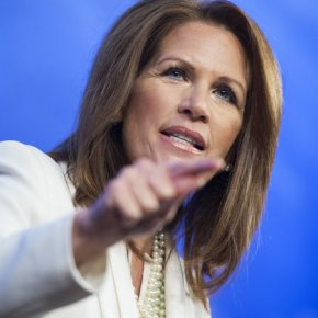 Michele Bachmann Believes God Could Destroy The Nation BecauseGays