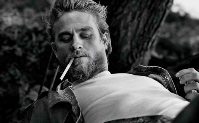 Today's Gratuitous Pic: Charlie Hunnam