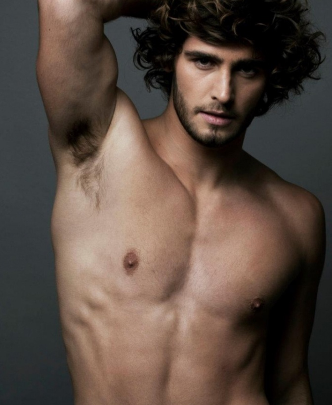 Tuesday's Hunk of the Day