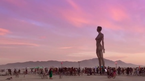 Watch: Burning Man 2015 – Carnival of Mirrors