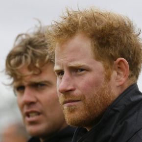 Happy Birthday to Prince Ginge – Who Turns 31 Today With a New Ginge Beard
