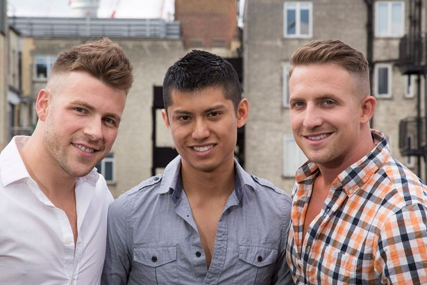 These Three Gays Are In A Polyamorous Relationship and Plan to Have Kids
