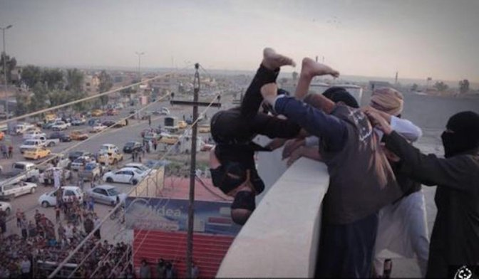 ISIS Grimly Executes More Gays
