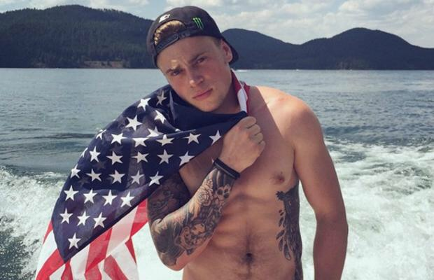 Olympic Freeskier Gus Kenworthy Comes Out   Out Magazine