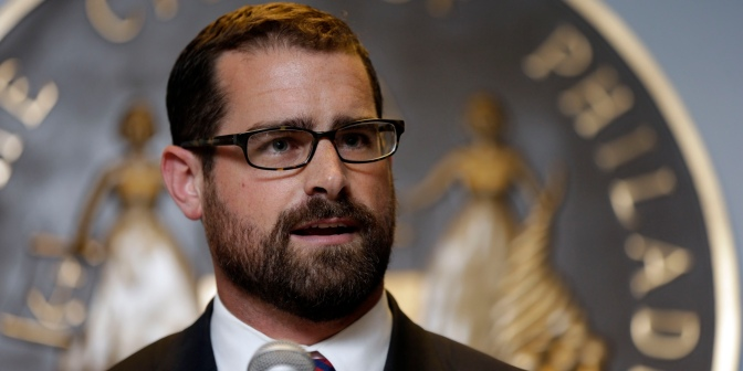 Hunky Brian Sims Goes to Washington?