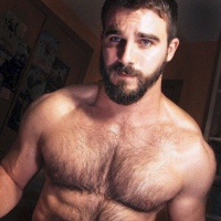 Hairy Shirtless Sunday