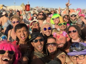 Watch: My Experience at Burning Man 2015