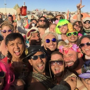 Watch: My Experience at Burning Man2015