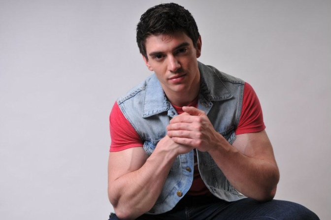 I Worked Out With Steve Grand Today