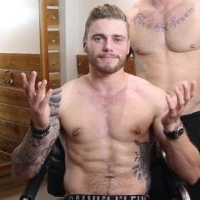 Watch: Gus Kenworthy Reveals He Is 'Uncut'
