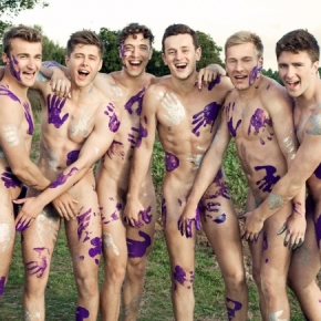 #NSFW: The Naked Warwick Rowers AreBack
