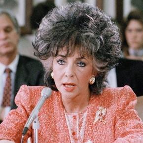 Elizabeth Taylor: Ran an Underground AIDS Pharmaceutical Network in1980s
