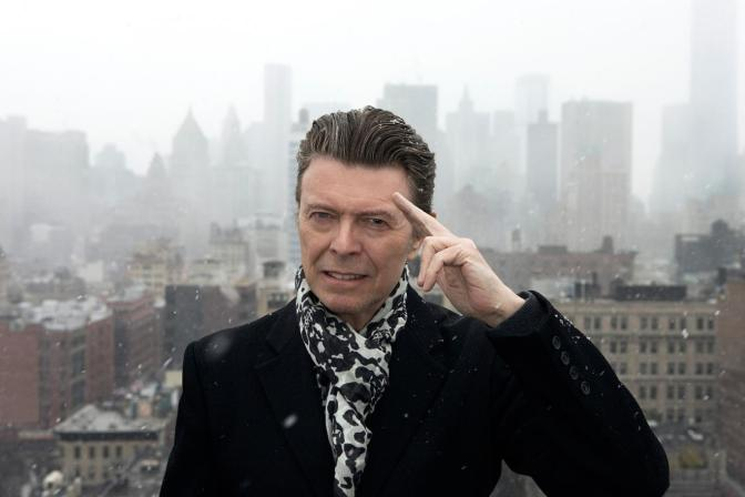 """RIP David Bowie: """"Look up here, I'm in heaven"""""""