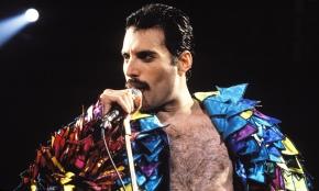 Queen's Freddie Mercury in 1982