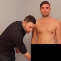 Straight Men Touch Another Man's Penis For The First Time (VIDEO)