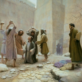 "Anti-Gay Nutcase: ""Jesus would stone sodomites todeath"""