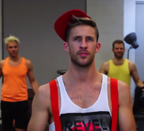 """Go-Go Boy Interrupted"" Returns, And This Dancer Is Out To Conquer The Gay World"