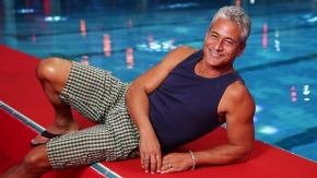 Greg Louganis Finally Gets His Wheaties Box ❤️❤️