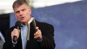 Franklin Graham: Gays And Lesbians Leading A Wicked, Evil Agenda Taking AmericaDown