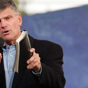 Franklin Graham: Gays And Lesbians Leading A Wicked, Evil Agenda Taking America Down