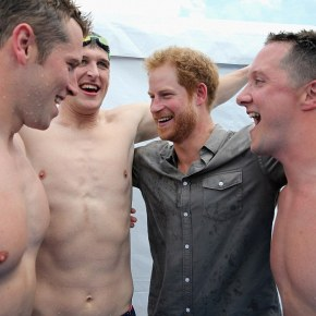 Caption This: Is Prince Harry aCocktease?