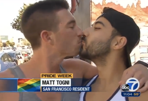 Couple at SF Pride Says Uber Driver Kicked Them Out (Video)