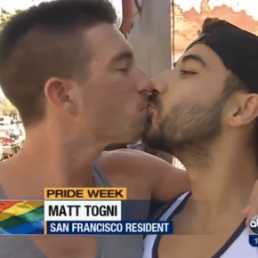 Couple at SF Pride Says Uber Driver Kicked Them Out(Video)