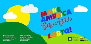 American Apparel Launches 'Make America Gay Again' LGBT Equality Campaign: VIDEO