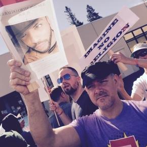Sacramento: Watch Peaceful Protest of Verity BaptistChurch