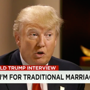 Five ways Donald Trump could roll back LGBT equality asPresident