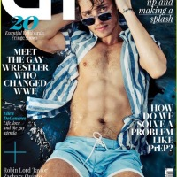 Gregg Sulkin Covers 'Gay Times'