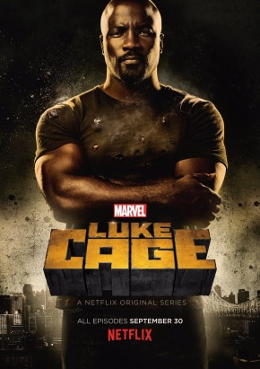 Sexy Mike Colter in 'Luke Cage' Poster