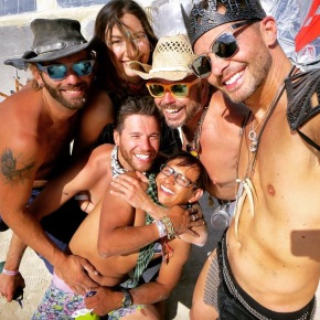 Here Are My Adventures from Burning Man2016