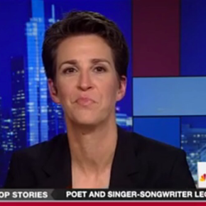 Rachel Maddow Gets Emotional Documenting Mike Pence's Extreme Anti-Gay Record: WATCH