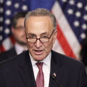 "Sen. Chuck Schumer Pens Open Letter To LGBT Americans: ""Keep Fighting, Keep Working, Keep Pushing"""