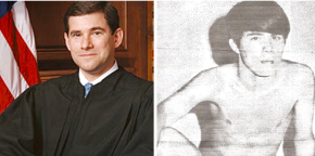 Trump's Anti-Gay Supreme Court Pick Allegedly Posed For Nudes Which Landed On Gay PornSite