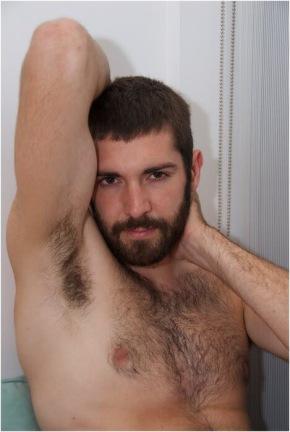 Scruffy Shirtless Saturday