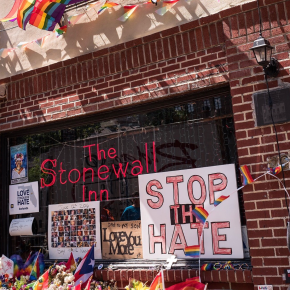Trump supporter: Demolish the Stonewall Inn to fight 'evil' Obama sodomy agenda