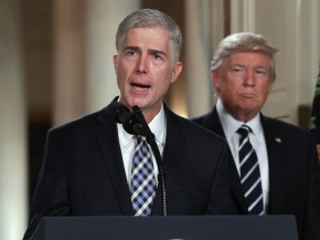 The Religious Right Is Thrilled About Neil Gorsuch