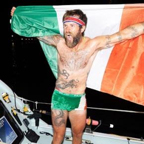Amazing Gay man Sets Cross-Atlantic RowingRecord