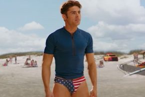 Best Super Bowl Ad? Zac Efron In A Patriotic Speedo for 'Baywatch' Trailer?