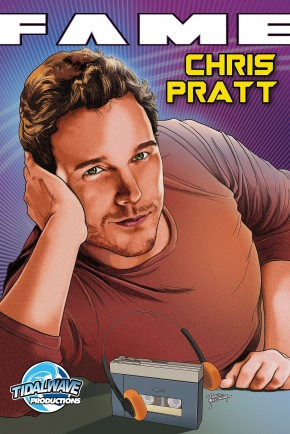 There's Now A Comic Book About Chris Pratt's Life