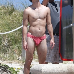 Just Because: Darren Criss In a Speedo #trade #TGIF