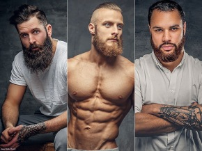 Study: Gay Men Prefer Bearded Partners