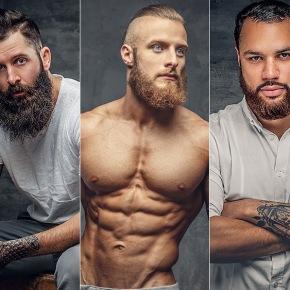 Study: Gay Men Prefer BeardedPartners